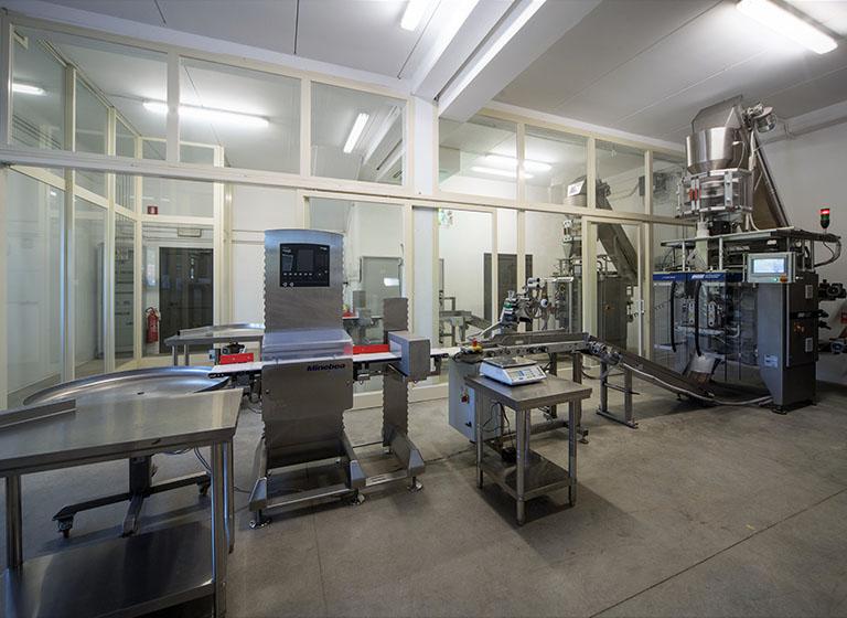 Agricola Piconi Umbria - Confezionamento prodotti legumi e cereali