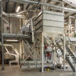 Agricola Piconi - Impianto di selezione legumi e cereali